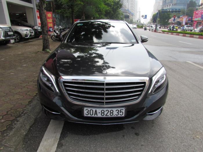 Mercedes S400 2015 màu đen Sedans