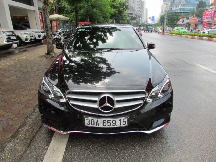 Mercedes E250 2015 màu đen Sedans
