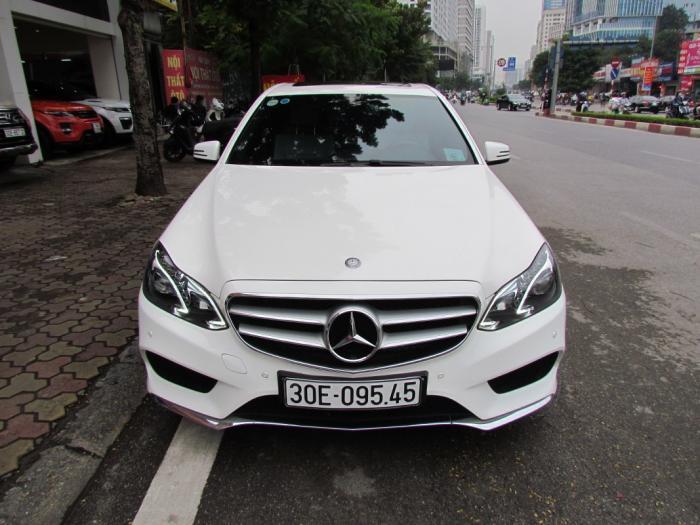 Mercedes E250AMG 2015 màu trắng Sedans