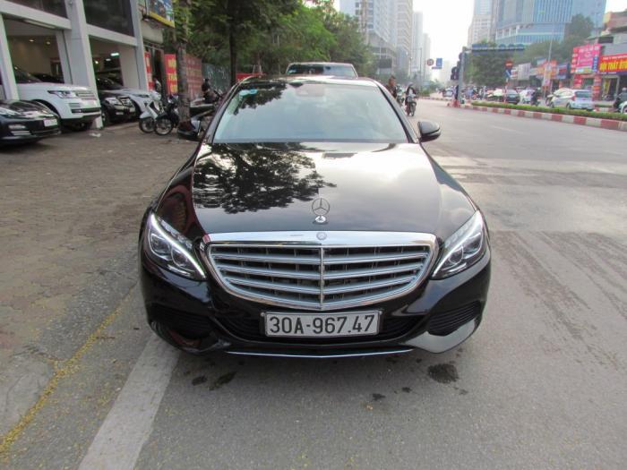 Mercedes C250 2016 màu đen Sedans