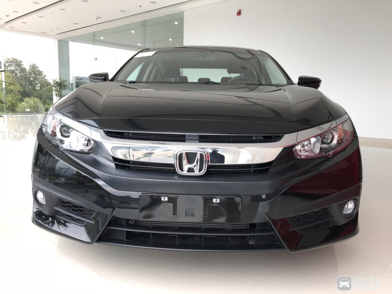 Honda Civic 2018, đủ màu,giao ngay nhiều ưu đãi