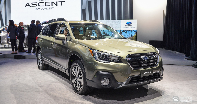 Subaru Outback 2.5 iS Eyesight