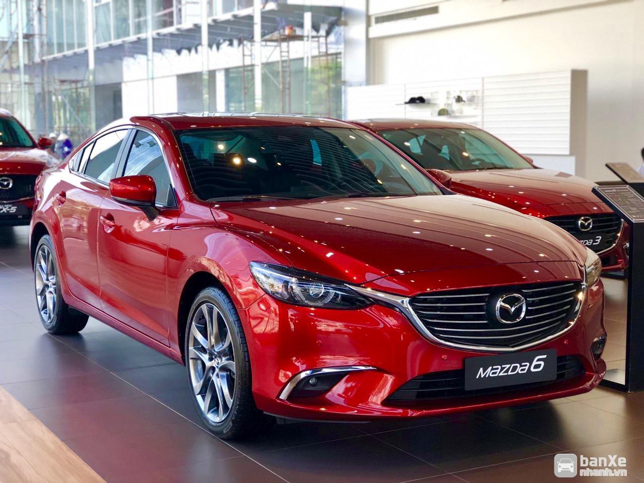 Mazda 6 2019 hỗ trợ trả góp 85%, liên hệ 0909417798 để được tư vấn