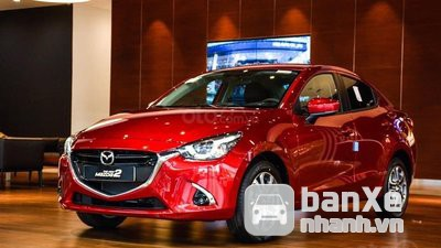 Mazda 2 Luxury 1.5L nhập khẩu Thái Lan - Giá tốt – Ưu đãi lên đến 70tr