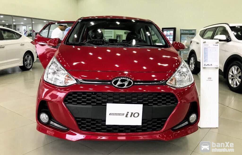 Hyundai Grand i10  Tặng BHVC, Phụ Kiện lên tới 50tr, Vay ngân hàng 80%
