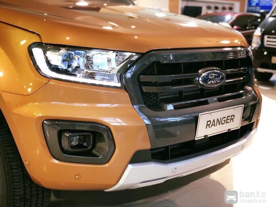Ford Ranger – Dẫn đầu xu hướng dòng bán tải