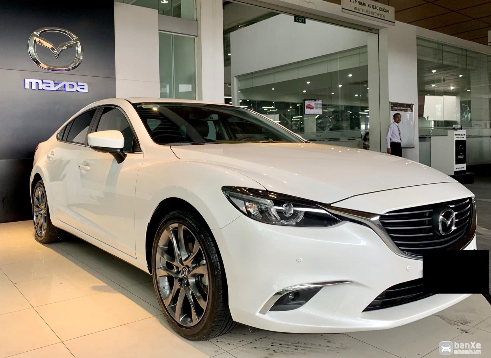 Mazda 6 2.0L Sx2019 - Giá tốt - Hỗ trợ vay 85% - Trả trước 260T