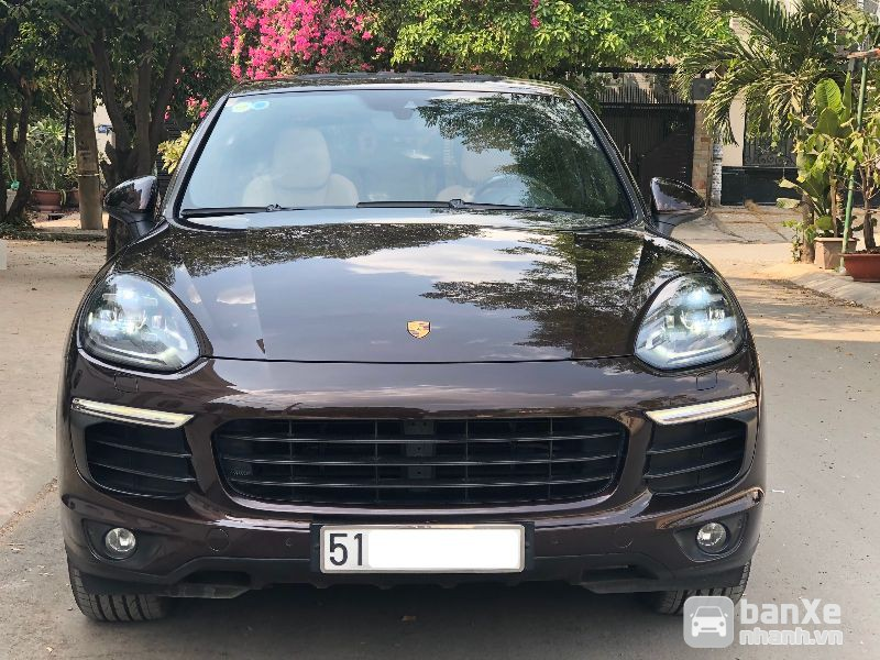 Cần bán xe Posrche Cayenne mode 2015 , xe nhập khẩu Đức