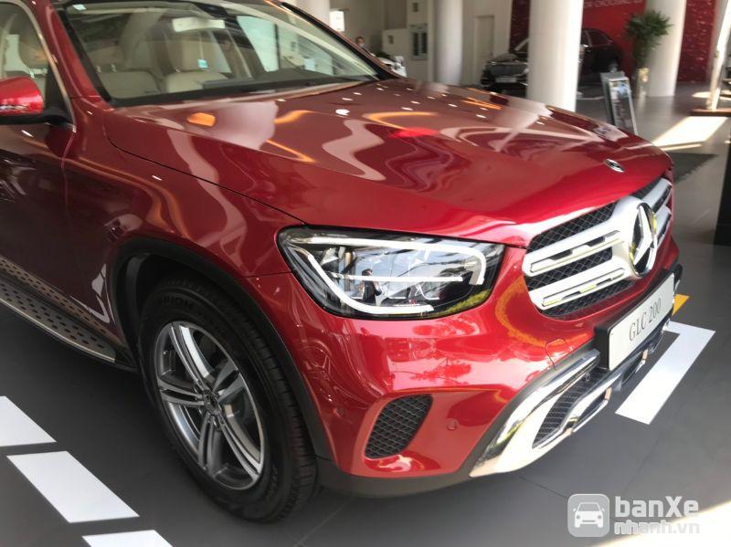 Bán Mercedes-Benz GLC 200 model 2020 giá tốt nhất HCM