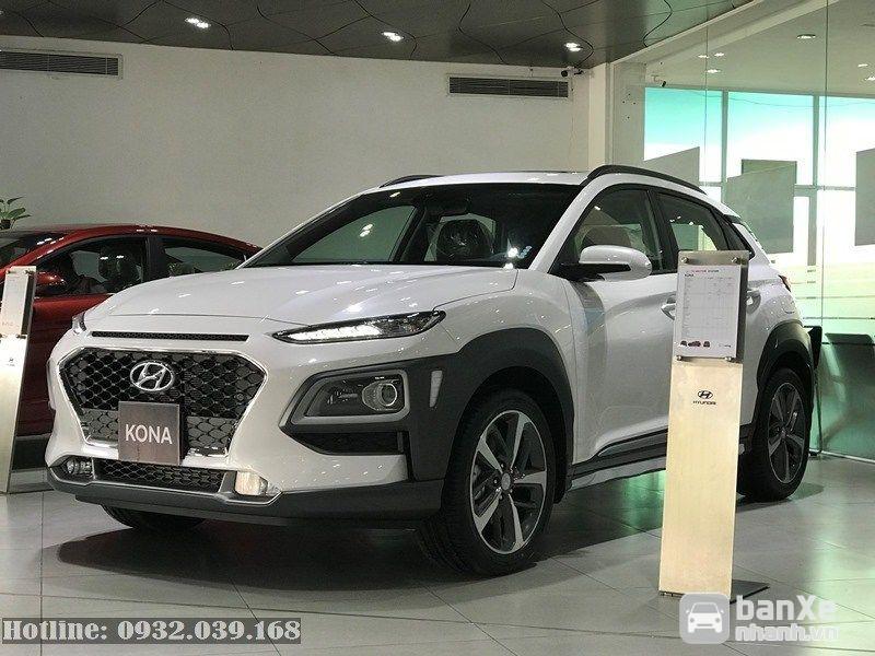 Bán xe Hyundai Kona 1.6 Turbo giá tốt nhất, Khuyến Mãi 100% Trước Bạ