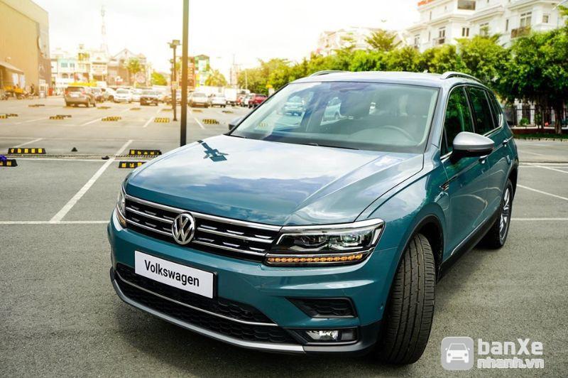 Volkswagen Tiguan Luxury 2020 Ưu đãi cực shock
