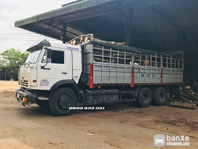 tải thùng 14 tấn Kamaz | Bán xe Kamaz 53229 thùng 7m #kamaz53229