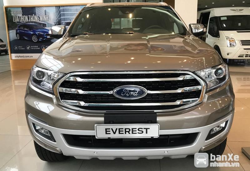Ưu đãi khủng trong tháng 7 dành cho Ford Everest