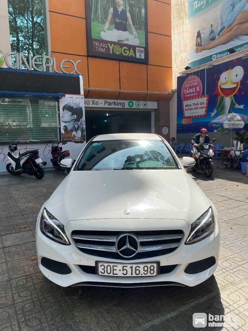 Mercedes Benz C class C200 2016 - Người dùng bán