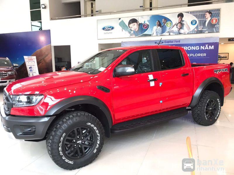 Bán Xe Ford Ranger Raptor 2.0 AT 4x4 Tại Đại lý Ford An Đô