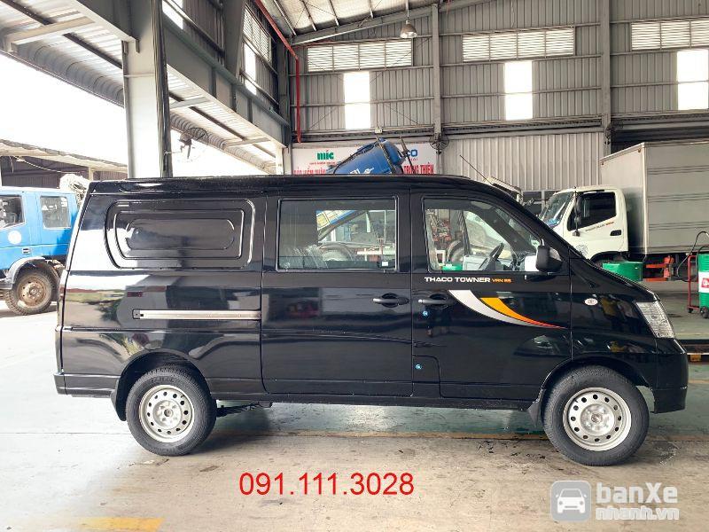 Xe Van 5 chỗ Thaco Towner5s 5 chỗ - hỗ trợ trả góp