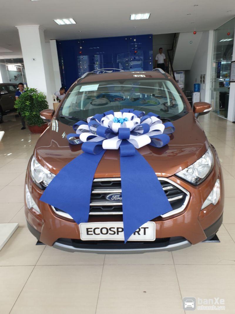 Bán xe EcoSport 1.5 AT Titanium, Xe có sẵn giao ngay, hỗ trợ trả góp