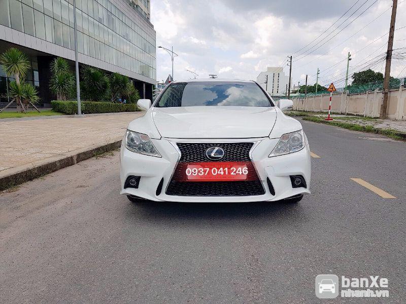 Bán Lexus LS 460 L, SEDAN HẠNG SANG, ĐẲNG CẤP