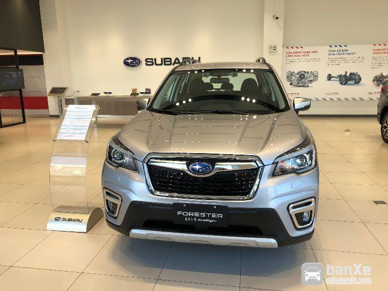 Bán Subaru forester 2.0 Es có Eyesight được trang bị trên xe subaru