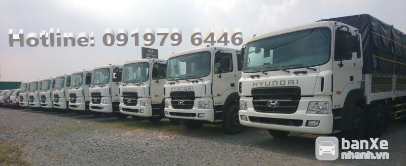 Bán Hyundai HD320-19 tấn thùng bạt giao ngay