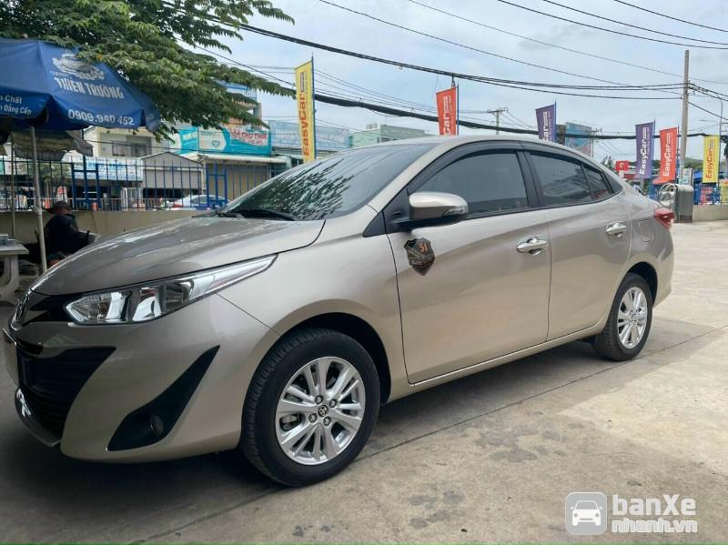 Bán Toyota Vios E 2020 - số sàn Hỗ trợ ngân hàng