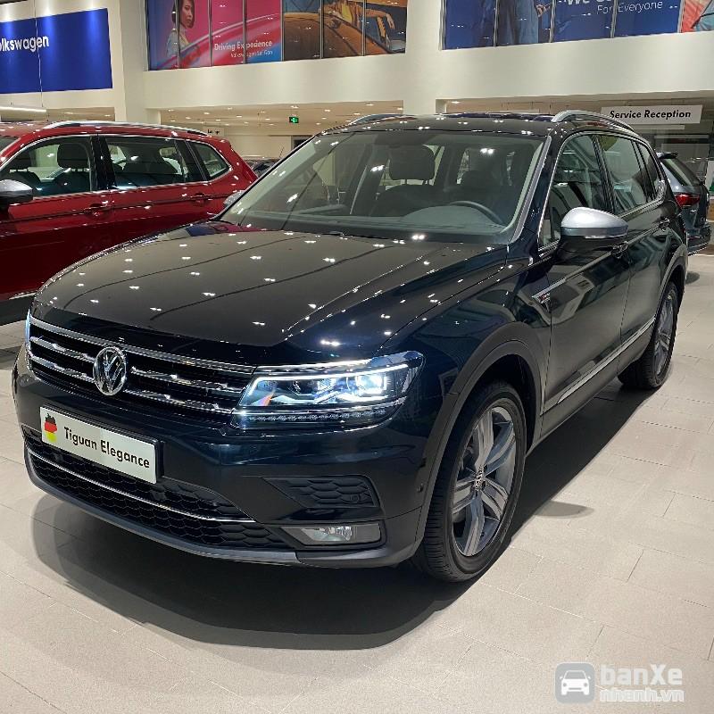 [Siêu Ưu Đãi Mùa Covid] VW Tiguan AllSpace 2021 - Giá tốt nhất