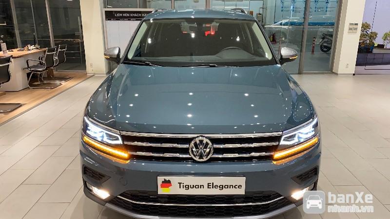 Bán Tiguan Volkswagen - Siêu Ưu Đãi Tháng 5