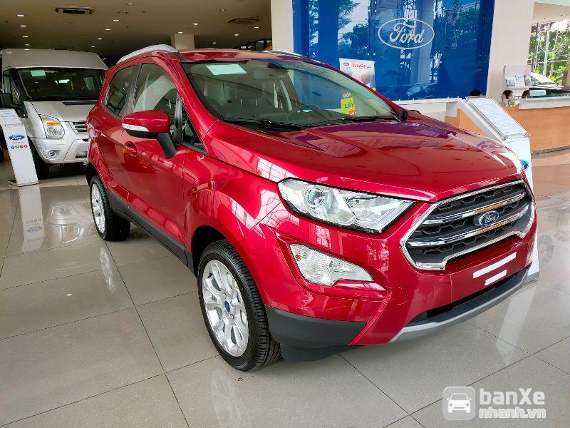 Cần bán xe Ford Ecosport 2021 giá giảm cực sâu, hỗ trợ vay 80%