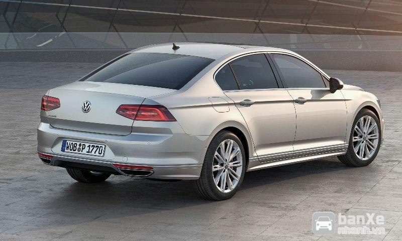 Bán Volkswagen Passat Nhập Khẩu Đức nội thất tiện nghi