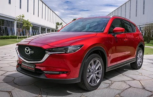 CX-5 2.0 Luxury