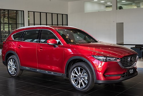 CX-8 Luxury