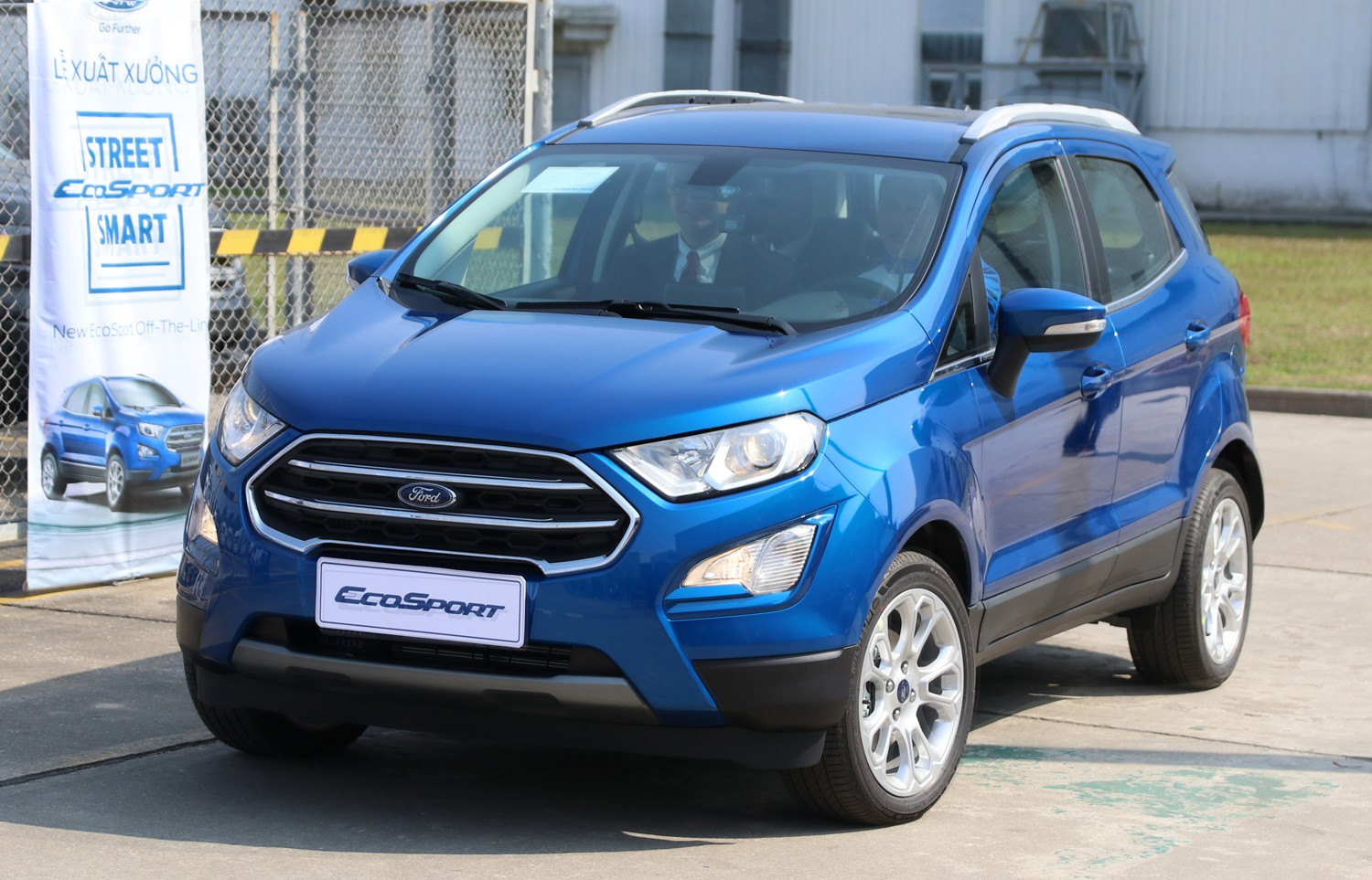 EcoSport Titanium 1.5AT