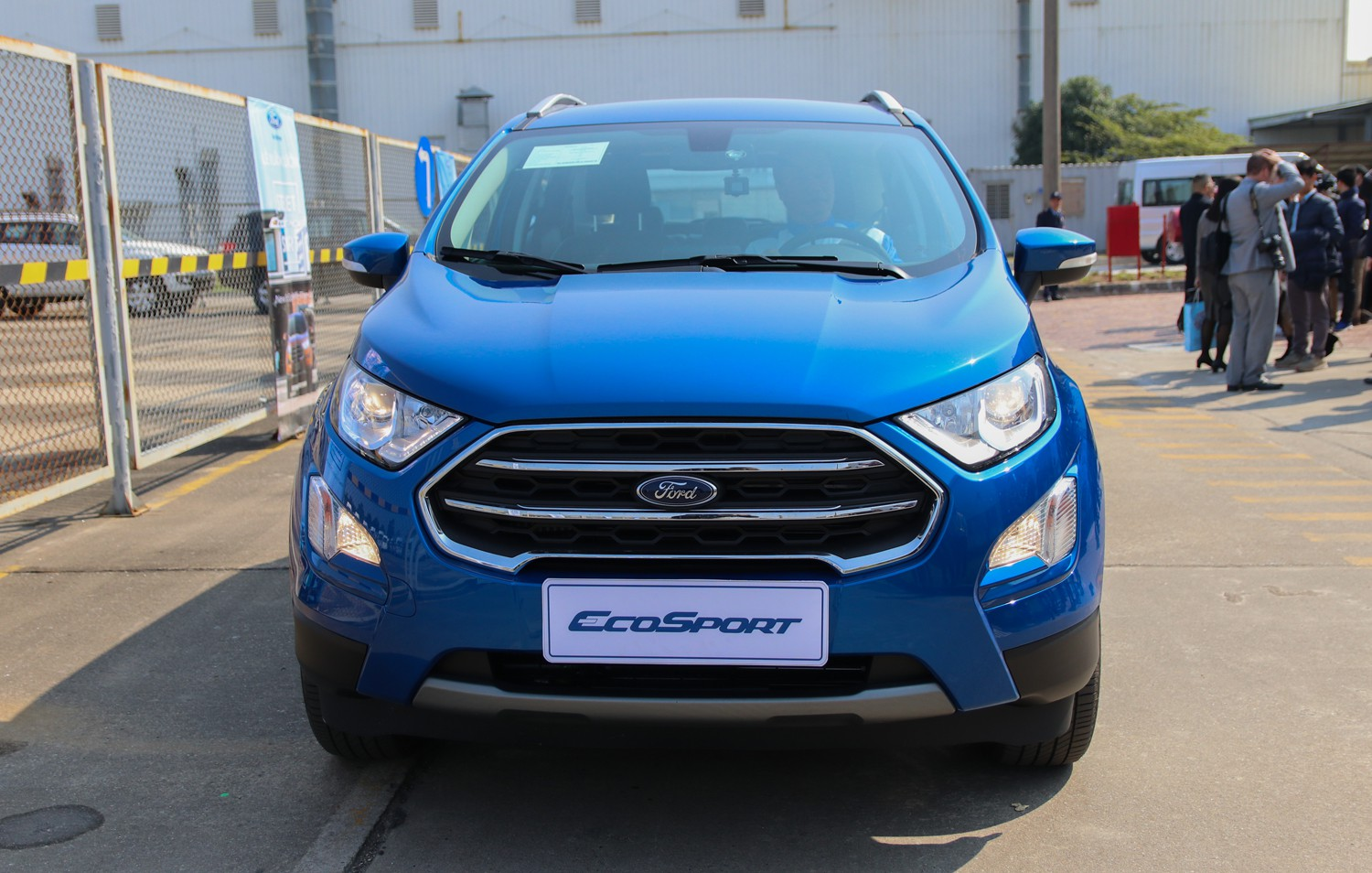 EcoSport Trend 1.5AT