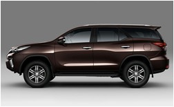 Fortuner 2.7AT 4x2