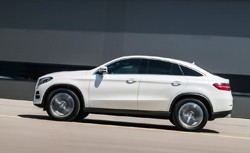 GLE400 4Matic Coupe