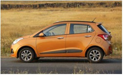 Grand i10 Hatchback 1.0 MT