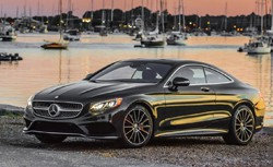 S450 4Matic Coupe
