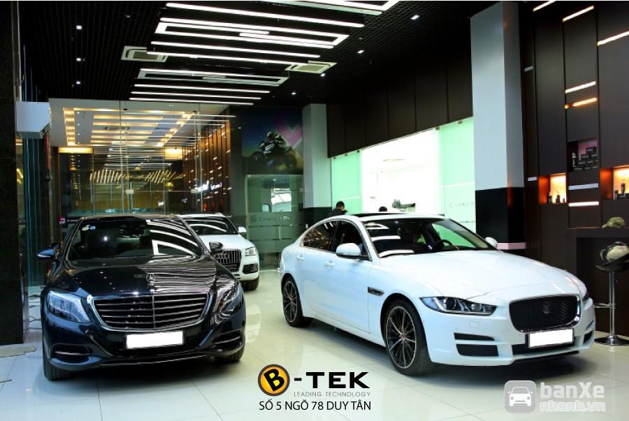 B-tek Chăm sóc xe chuyên nghiệp