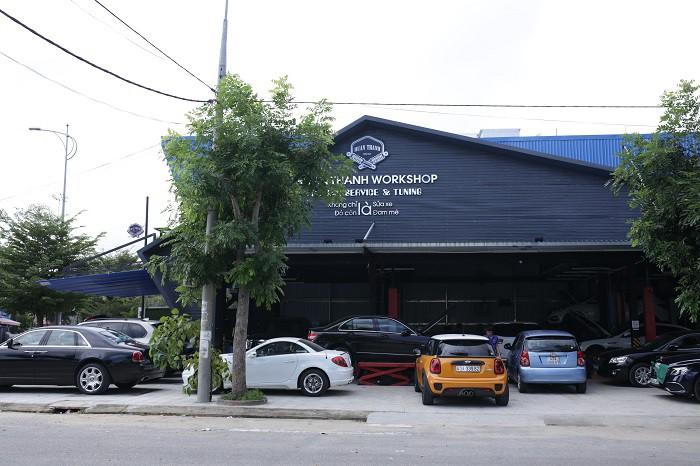Gara ô tô Đà Nẵng HUAN THANH