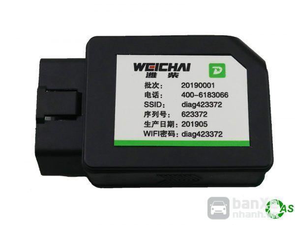 Weichai – Máy chẩn đoán xe tải