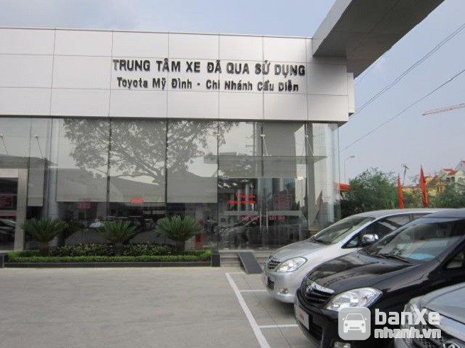 Toyota Mỹ Đình - Cầu Diễn