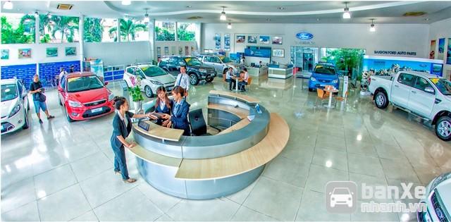 Sài Gòn Ford Phổ Quang